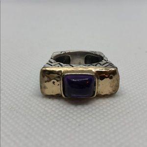 Dian Malouf ring